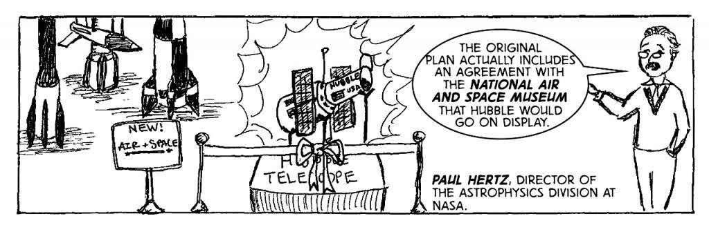 Hubble Comic Panel 5 2 1280