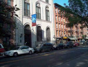 Tompkins square library