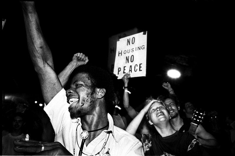 Tompkins Square Park Riot of 1988